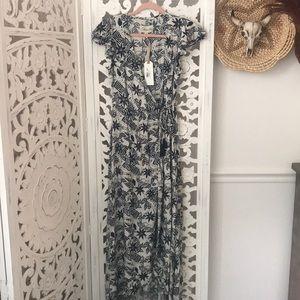 cleobella Isabella wrap dress